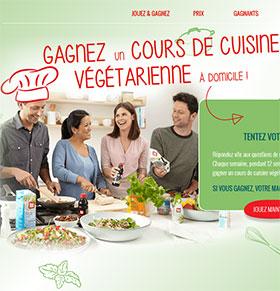 Gagnez un cours de cuisine avec Lima et PIGUT