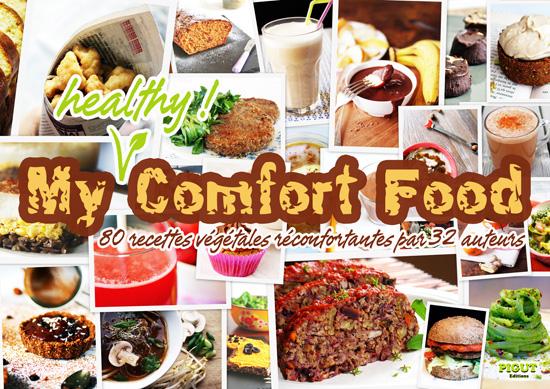 Ma nourriture de réconfort Santé