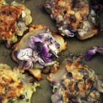 Beignets de Fleurs de Glycine Sans Gluten