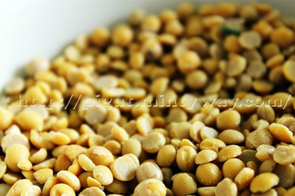 Graines de Soja Dépelliculées
