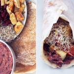 Tortillas Vegan en Adaptation Très Libre