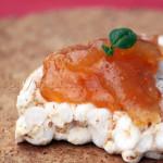 Confiture de Tomates Jaunes & Prunes aux Herbes Aromatiques