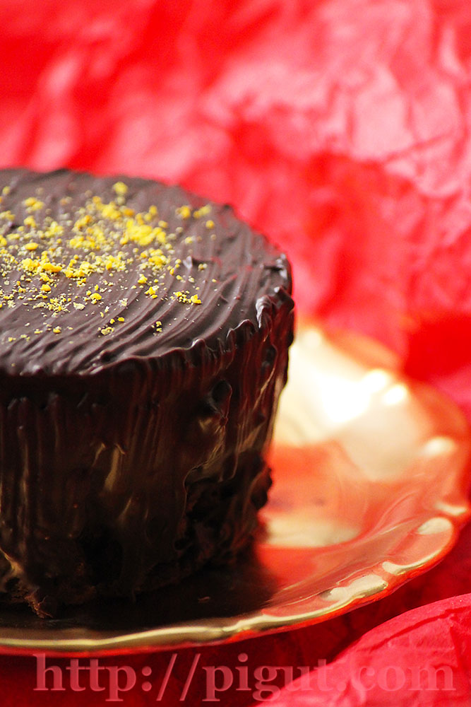 © PIGUT - Rochers chocolat vegan maison