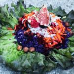 Salade Multicolore d'Entre-saisons