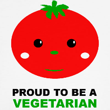 Proud to be a Vegetarian