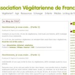 Blog de l'AVF + Paris Vegan Day
