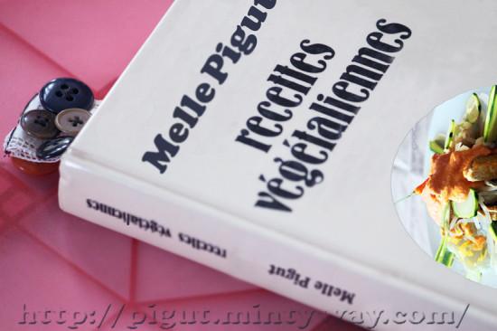 Marque-Page & Livre de Recette Pigut