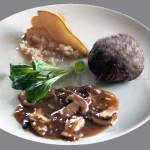Concours La Cuillère d'Or : Boulettes de Lentilles, Champignons en Sauce Brune & Salade Hivernale