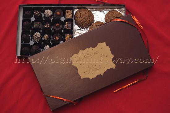 Délices de Pigut, cadeau gourmand et chocolats