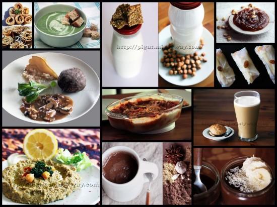 Idées de plats pour les fêtes