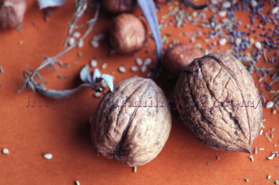 Noix Noisettes Herbes de Provence et Petites Graines