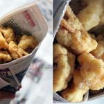 NoChicken Nuggets (Chou-fleur)