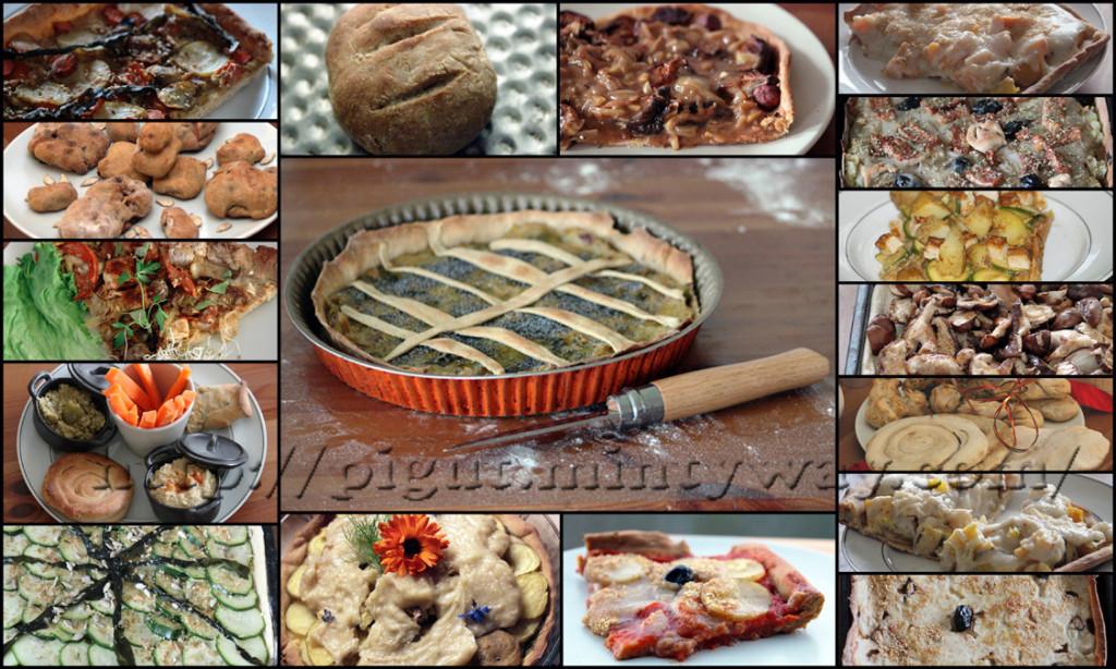 Différentes variations autour de la pâte à tarte