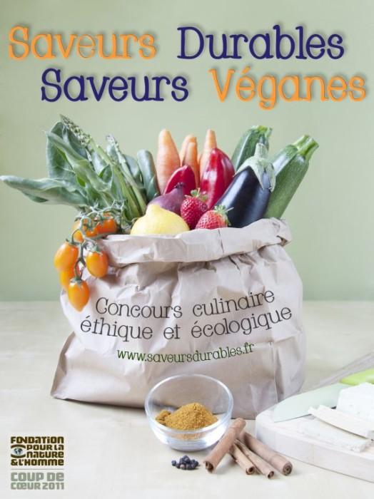 Concours de Cuisine Saveurs Durables Saveurs Véganes