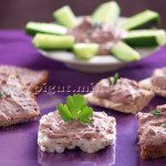 Tartinade Onctueuse de Haricots Rouges