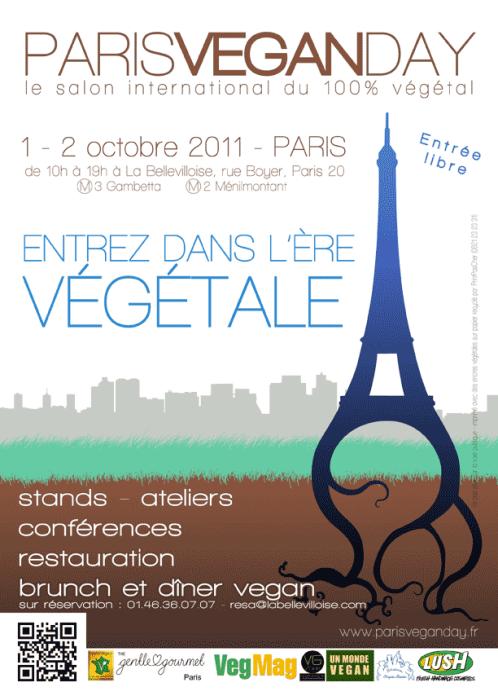 Paris Vegan Day