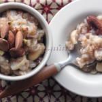 Porridge Réconfortant aux Saveurs Indiennes