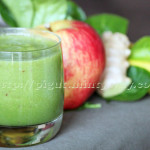 Smoothie HiVERTnal au Gingembre