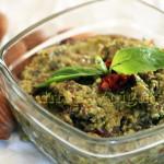 Pesto Rosso e Verde Végétal
