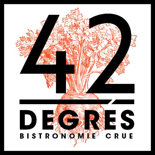 42 degrés