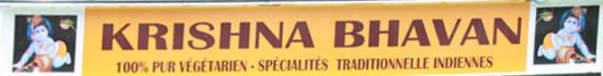 Restaurant indien végétarien à Paris