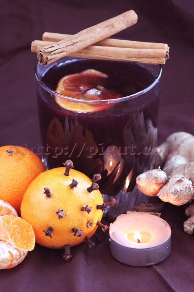 PIGUT - Jus de raisin à la manière d'un vin chaud
