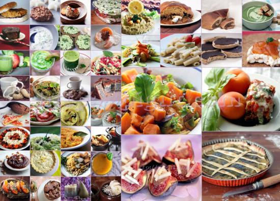 L'alimentation végétalienne diversifiée et colorée