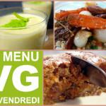 Menu VG – Repas Epicé pour se réchauffer en s'évadant