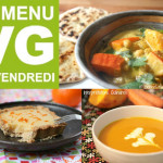 Menu VG – Repas Jaune Orange Multiculturel
