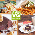 Menu vegan tue l'amour