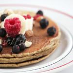 Pancakes Vegan : recette facile & variantes sans lait, sans oeufs