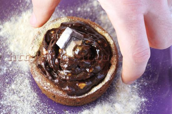 Cupcakes végétaliens au chocolat pour gourmands