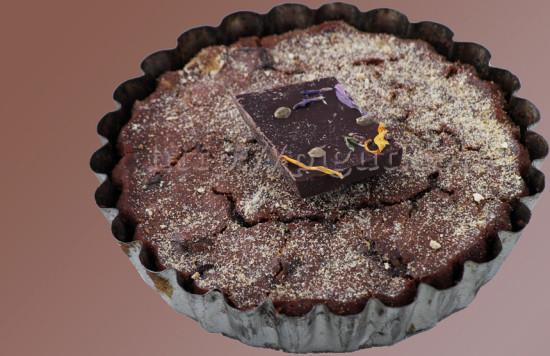 Gâteau au chocolat végétal sans gluten