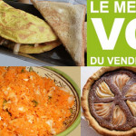 Menu VG – Repas tout Simple pour S'initier à la Cuisine Végétale