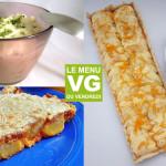 Menu VG – Repas Hiemal Vegan