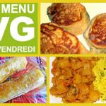 Menu VG – Repas Antillais pour Inciter le Soleil à Rester