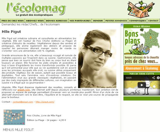 Ecolomage et Ecolomiam