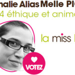 Melle Pigut Votez pour La Miss Bio