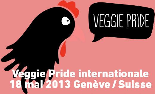 Veggie Pride Internationale Genève