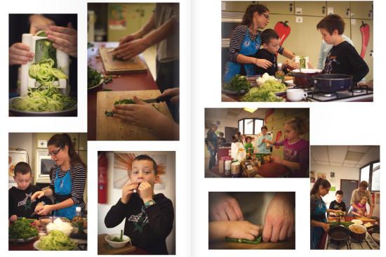 PIGUT - Atelier culinaire enfants