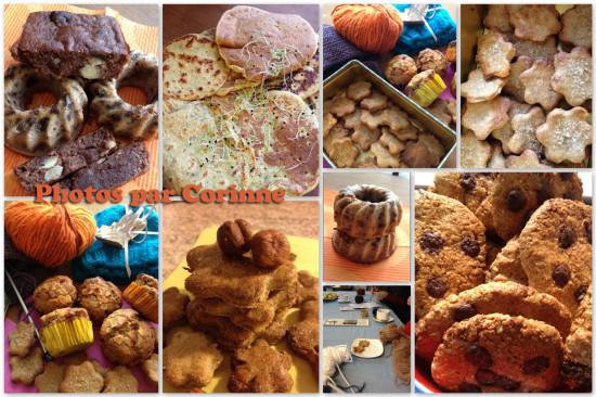 La cuisine bio végétale vue par Corinne