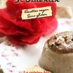 Ebook Gratuit : Mon Menu de St Valentin – Recettes Vegan & Sans Gluten