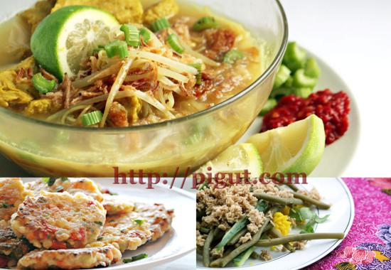 © PIGUT - Cuisine indonésienne