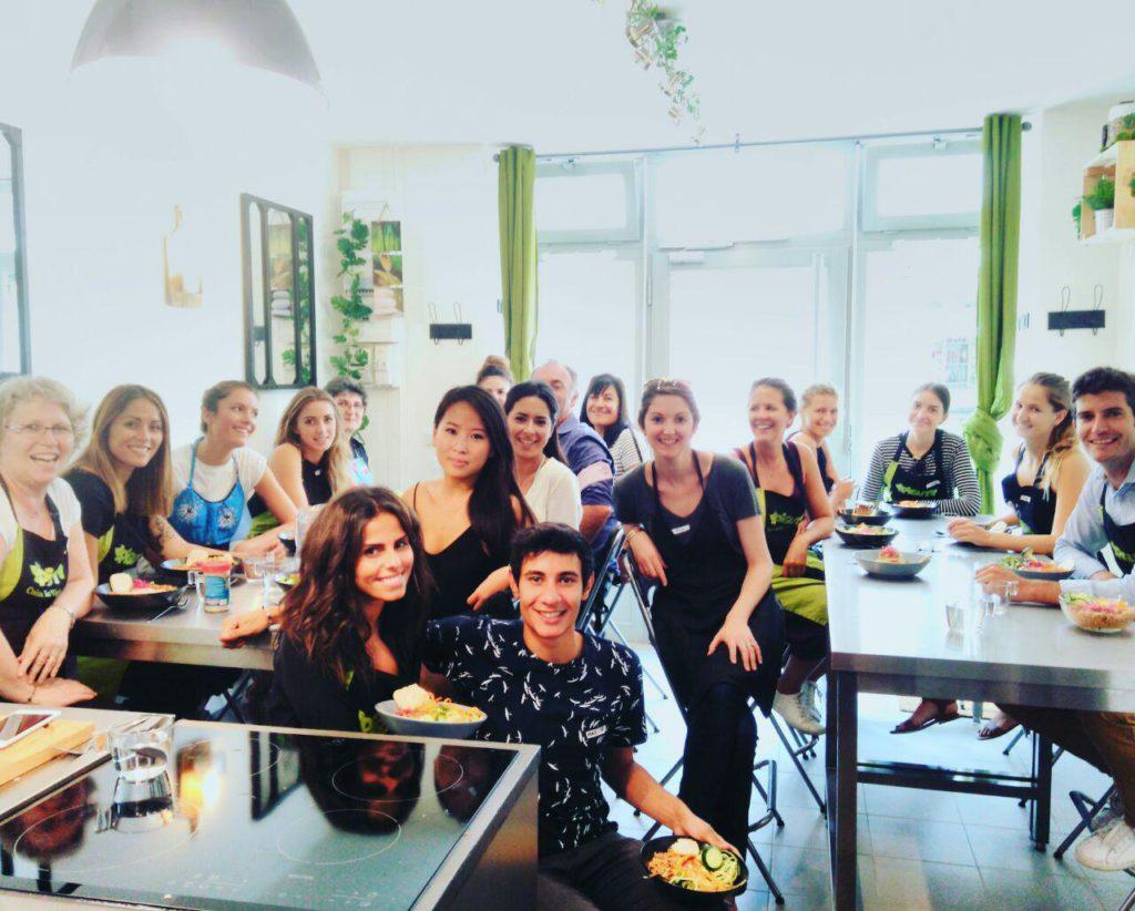 La Parenthèse Végétale : cours de cuisine bio végé