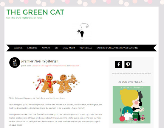 The Green Cat pour PIGUT