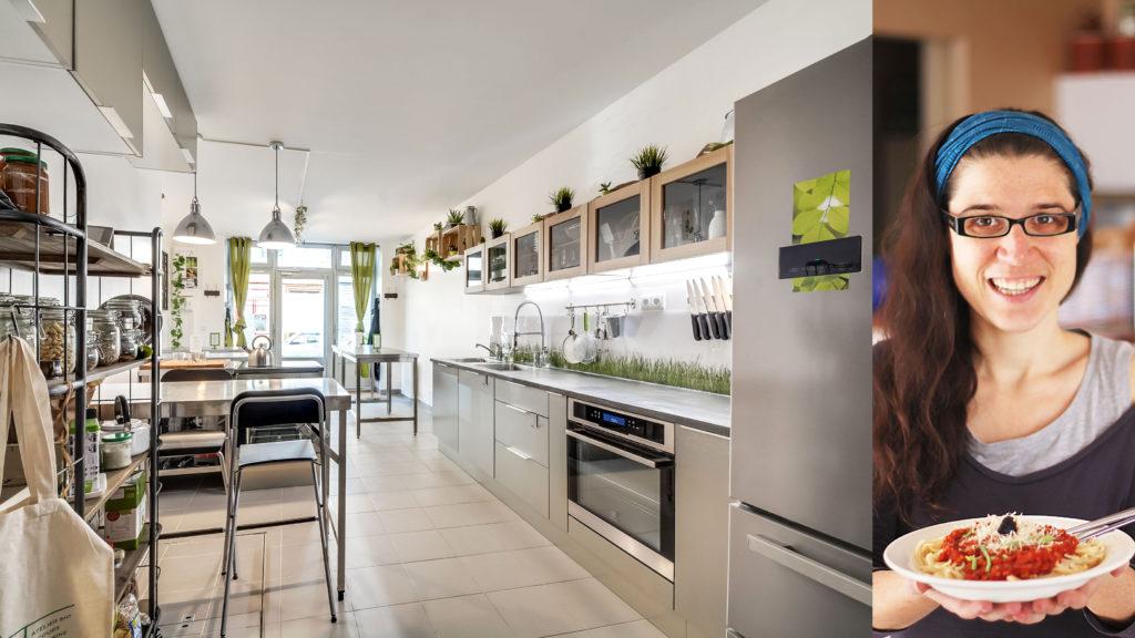 La Parenthèse Végétale / atelier de cuisine bio végétale