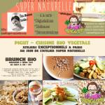 © PIGUT - Atelier de cuisine bio et veggie à Paris