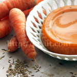Pâté Végétal Carotte Cumin Tout Simple à l'Agar-agar