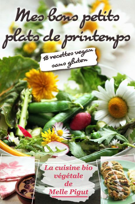 © PIGUT - Livre : Mes Bons Petits Plats de Printemps