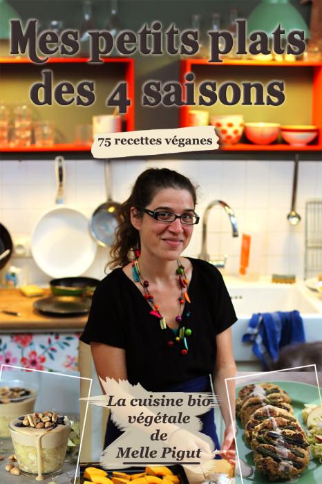 © PIGUT - Livre : Mes Petits Plats des 4 Saisons